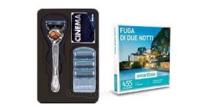 kit Gillette e Smartbox