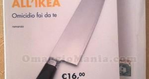 libro Assassinio all'IKEA vinto gratis