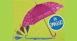 ombrello Eurospin omaggio
