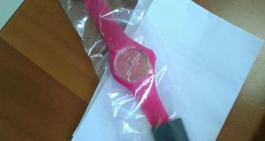 orologio TooLate ricevuto da Valegra