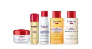 prodotti Eucerin corpo