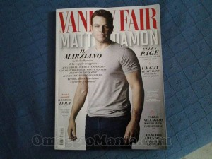 rivista Vanity Fair di Andreana