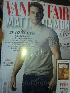 rivista Vanity Fair di Giusy