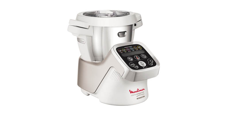Vinci un robot da cucina moulinex cuisine companion omaggiomania - Robot da cucina moulinex ...