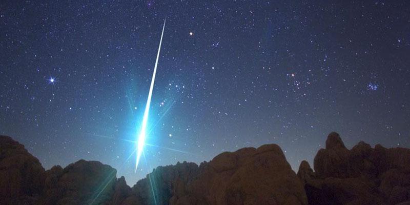 sciame meteorico delle Geminidi
