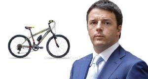 scrivi a Matteo Renzi e vinci una bicicletta Lombardo