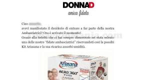 tester Ariasana DonnaD