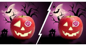 trova le differenze Pink Lady Halloween
