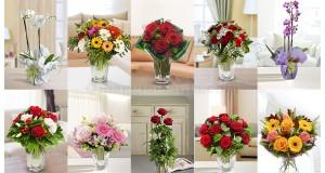 un anno di fiori Interflora