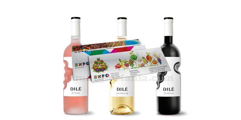 vinci biglietti EXPO 2015 con Santero Wines Dilè