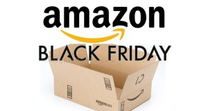 Amazon Black Friday 2015 pacco