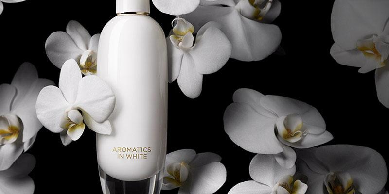 Aromatics in White Clinique