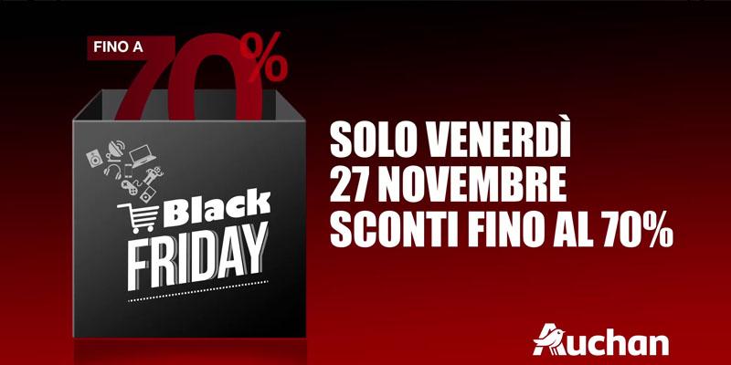Black Friday Auchan 2015