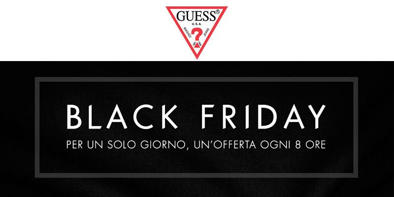 Black Friday Guess 2015