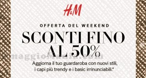 Black Friday H&M 2015