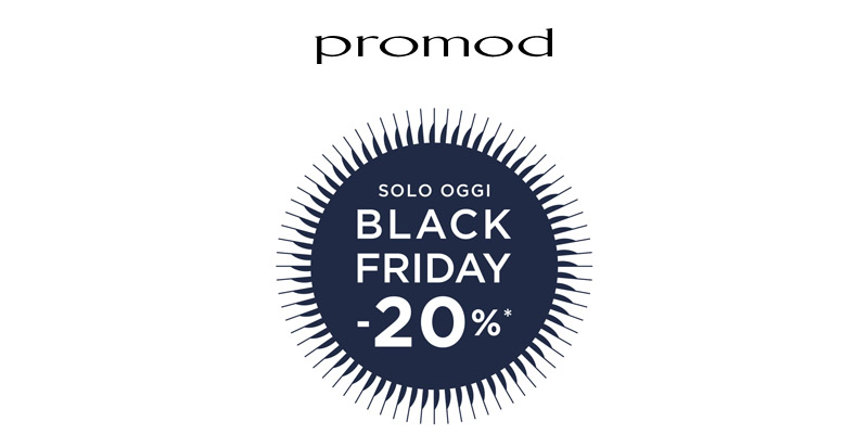 Black Friday Promod 2015