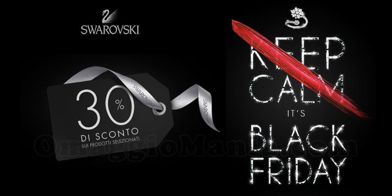 Black Friday Swarovski 2015