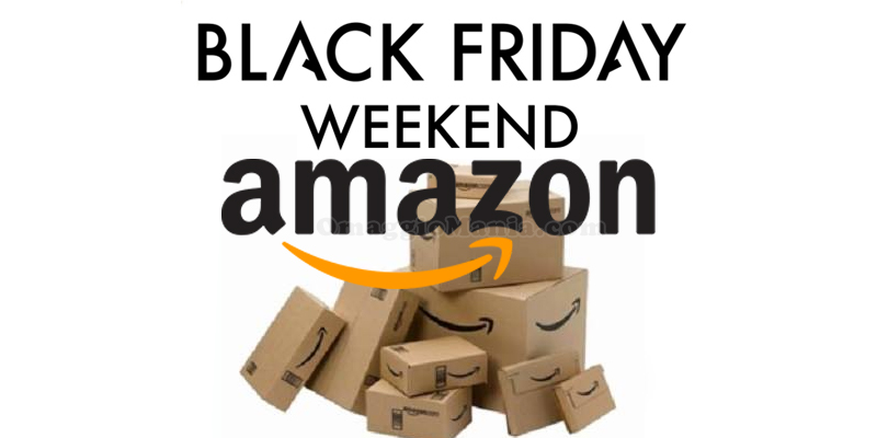 Black Friday Weekend offerte