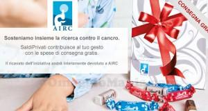 Cioccolatini della ricerca AIRC SaldiPrivati