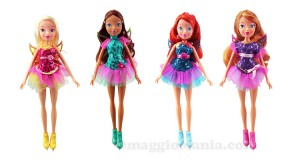 Fashion Dolls Winx Ballerina