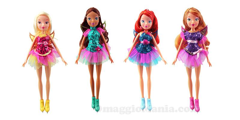Fashion Dolls Winx Ballerina