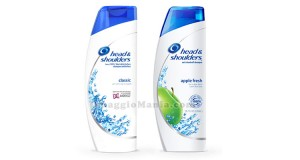 Head&Shoulders Classic e Apple Fresh