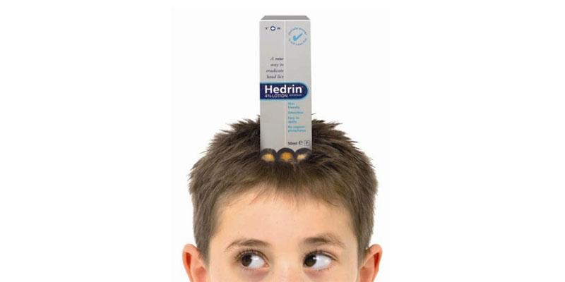 Hedrin prodotto preventivo contro i pidocchi