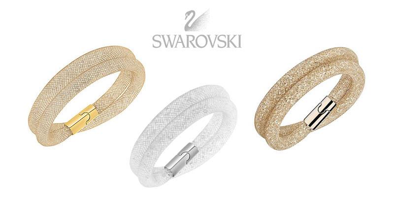 Swarovski Stardust Double