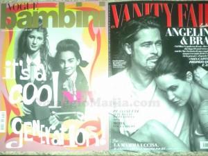 Vanity Fair con Vogue Bambini in omaggio