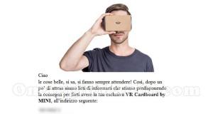 aggiornamento VR Cardboard by Mini