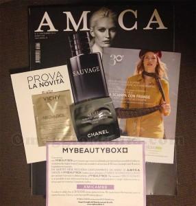 rivista Amica ricevuta da Tatiana