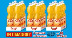 aranciata Guizza omaggio da Prix