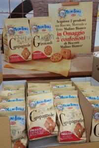 biscotti Mulino Bianco omaggio di Irene