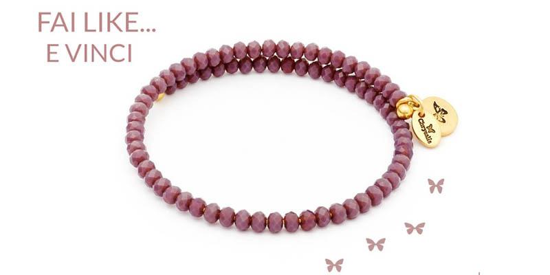braccialetto Gaia Chrysalis