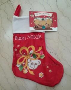 calza di Natale Thun