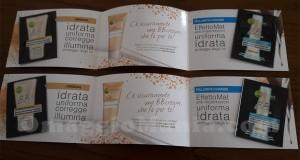 campioni omaggio BB Cream Original e Pelli Miste ricevuti da Vanesita