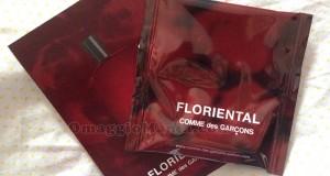 campioni omaggio Floriental di Tatiana