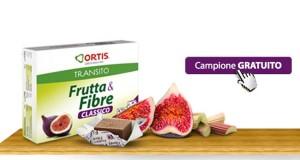 campioni omaggio Frutta&Fibre Ortis