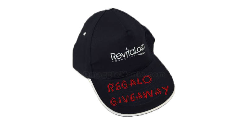 cappellino RevitaLash giveaway