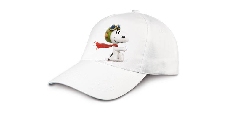 cappellino Snoopy&Friends