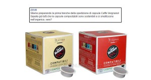 capsule Caffè Vergnano in arrivo da Zzub