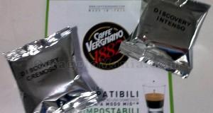capsule omaggio Caffè Vergnano di Gaetano