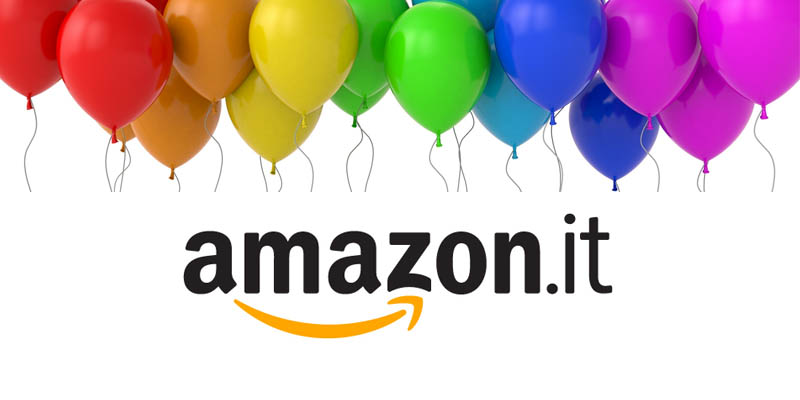 compleanno Amazon.it