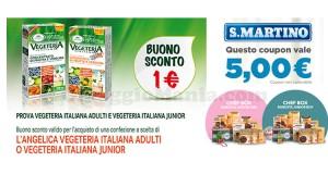 coupon L'Angelica e S.Martino con Saltainbocca