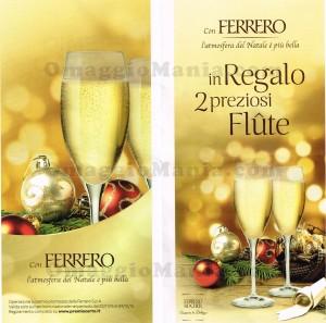 depliant premio certo Ferrero Flute Bormioli 1