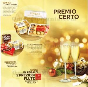 depliant premio certo Ferrero Flute Bormioli 2