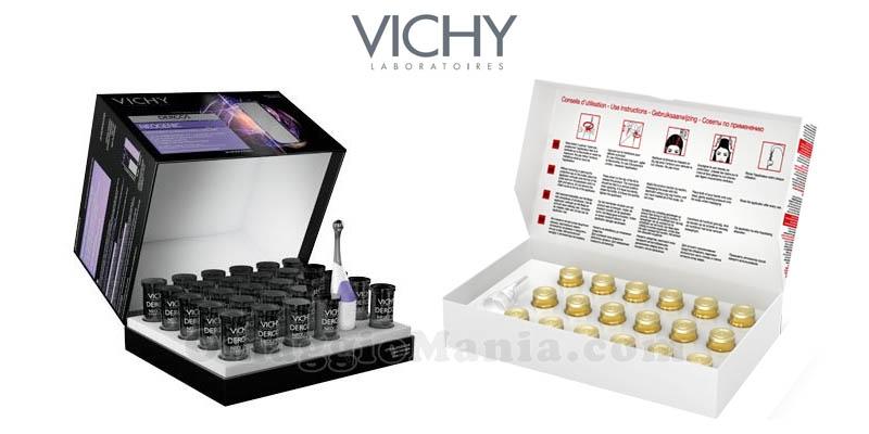 diventa tester Vichy Dercos