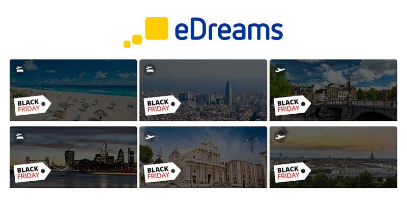 eDreams Black Friday 2015