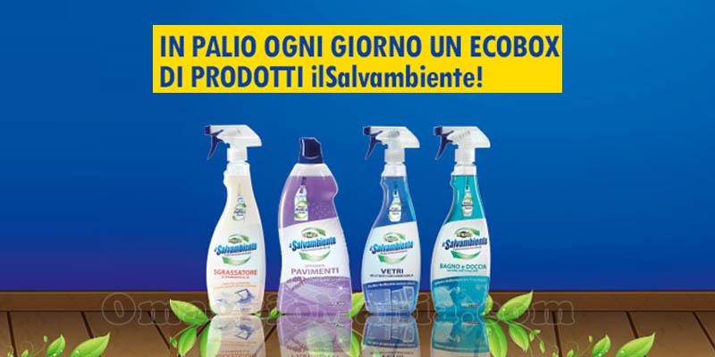 ecobox di prodotti IlSalvambiente Emulsio