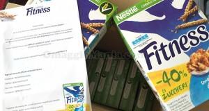 fornitura cereali Fitness Lovers di Hamal85